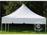 "Vouwtent/Easy up tent FleXtents PRO ""Peaked"" 3x6m Wit, inkl. 6 zijwanden - 12"
