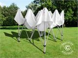 "Pop up gazebo FleXtents PRO ""Peaked"" 3x3 m White - 6"