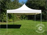 Faltzelt FleXtents Xtreme Heavy Duty 4x4m, Weiß - 3