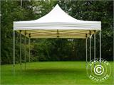 Vouwtent/Easy up tent FleXtents Xtreme 50 Heavy Duty 4x6m, Wit - 2