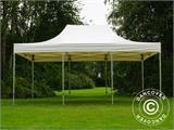 Vouwtent/Easy up tent FleXtents Xtreme 50 Heavy Duty 4x6m, Wit - 3