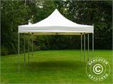 Vouwtent/Easy up tent FleXtents Xtreme 50 Heavy Duty 4x6m, Wit - 4