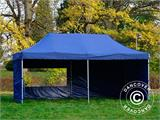 Pop up gazebo FleXtents Xtreme 50 3x6 m Dark blue, incl. 6 sidewalls - 10