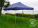 Pop up gazebo FleXtents Xtreme 50 3x6 m Dark blue, incl. 6 sidewalls - 12