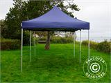 Pop up gazebo FleXtents Xtreme 50 3x6 m Dark blue, incl. 6 sidewalls - 13