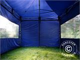 Pop up gazebo FleXtents Xtreme 50 3x6 m Dark blue, incl. 6 sidewalls - 17