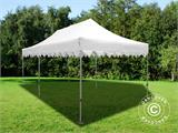 "Quick-up telt FleXtents PRO ""Morocco"" 3x6m Hvit - 2"
