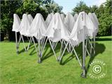 "Pop up gazebo FleXtents PRO ""Morocco"" 3x6 m White, incl. 6 sidewalls - 13"