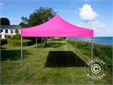 Vouwtent/Easy up tent FleXtents Xtreme 50 3x6m Roze - 2