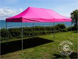 Vouwtent/Easy up tent FleXtents Xtreme 50 3x6m Roze - 6