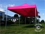 Vouwtent/Easy up tent FleXtents Xtreme 50 3x6m Roze - 9