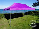 Vouwtent/Easy up tent FleXtents PRO 3x6m Paars - 6