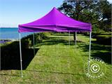 Vouwtent/Easy up tent FleXtents PRO 3x6m Paars - 12