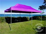 Carpa plegable FleXtents Xtreme 50 3x6m Morado - 5