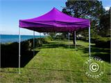 Carpa plegable FleXtents Xtreme 50 3x6m Morado - 11