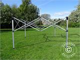 Pop up gazebo FleXtents Xtreme 60 3x3 m Black, incl. 4 sidewalls - 10