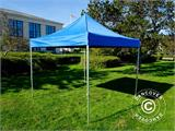 Vouwtent/Easy up tent FleXtents Xtreme 60 3x3m Blauw - 3