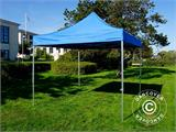 Vouwtent/Easy up tent FleXtents Xtreme 60 3x3m Blauw - 4