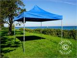 Vouwtent/Easy up tent FleXtents Xtreme 60 3x3m Blauw - 8