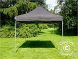 Pop up gazebo FleXtents PRO 3x4.5 m Black - 3