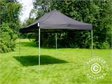 Pop up gazebo FleXtents PRO 3x4.5 m Black - 5