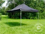 Pop up gazebo FleXtents PRO 3x4.5 m Black - 6
