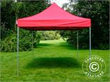 Vouwtent/Easy up tent FleXtents PRO 3x4,5m Rood - 2
