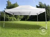 Vouwtent/Easy up tent FleXtents PRO 3x4,5m Wit - 1