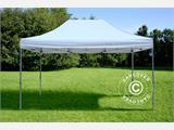 Pop up gazebo FleXtents PRO 3x4.5 m White, incl. 4 sidewalls - 2