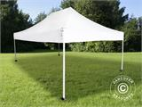 Pop up gazebo FleXtents PRO 3x4.5 m White, incl. 4 sidewalls - 8