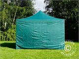 Pop up gazebo FleXtents PRO 4x4 m Green, incl. 4 sidewalls - 2