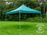 Pop up gazebo FleXtents PRO 4x4 m Green, incl. 4 sidewalls - 15