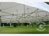Pop up gazebo FleXtents PRO 6x6 m White, incl. 8 sidewalls - 10