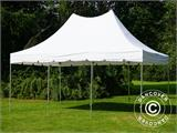 Pop up gazebo FleXtents PRO Peak Pagoda 4x6 m White - 1