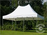 Pop up gazebo FleXtents PRO Peak Pagoda 4x6 m White - 2
