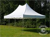 Pop up gazebo FleXtents PRO Peak Pagoda 4x6 m White - 3