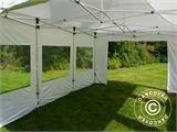 Pop up gazebo FleXtents PRO Peak Pagoda 4x6 m White, incl. 8 sidewalls - 15