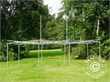 Pop up gazebo FleXtents PRO Peak Pagoda 4x6 m White, incl. 8 sidewalls - 23