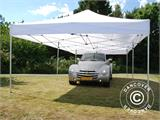 Vouwtent/Easy up tent FleXtents PRO 4x8m Wit, inkl. 6 Zijwanden - 7