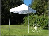 Pop up gazebo FleXtents Basic, 2x2 m White, incl. 4 sidewalls - 1
