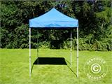 Pop up gazebo FleXtents Basic, 2x2 m Blue, incl. 4 sidewalls - 15