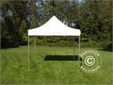 Pop up gazebo FleXtents PRO 3x3 m White, Flame retardant - 2