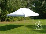 Quick-up telt FleXtents PRO 3x6m Hvit, Flammehemmende - 3