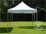 Quick-up telt FleXtents PRO 3x6m Hvit, Flammehemmende - 4