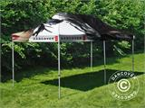 Pop up gazebo FleXtents PRO with full digital print, 4x8 m - 3