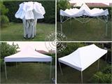 Pop up gazebo FleXtents Xtreme 60 3x6 m Blue, incl. 6 sidewalls - 4