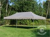 "Pop up gazebo FleXtents PRO ""Morocco"" 4x8 m Latte - 1"