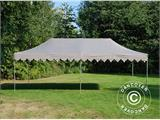 "Pop up gazebo FleXtents PRO ""Morocco"" 4x8 m Latte - 2"