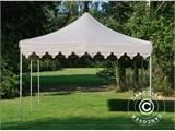 "Pop up gazebo FleXtents PRO ""Morocco"" 4x8 m Latte - 3"