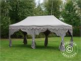 "Pop up gazebo FleXtents PRO ""Raj"" 3x6 m Latte/Orange - 11"